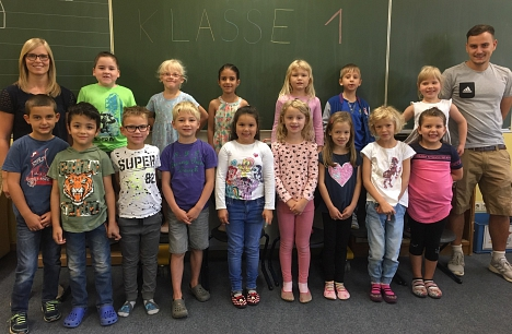 Schulanfänger2019©Grundschule Leese